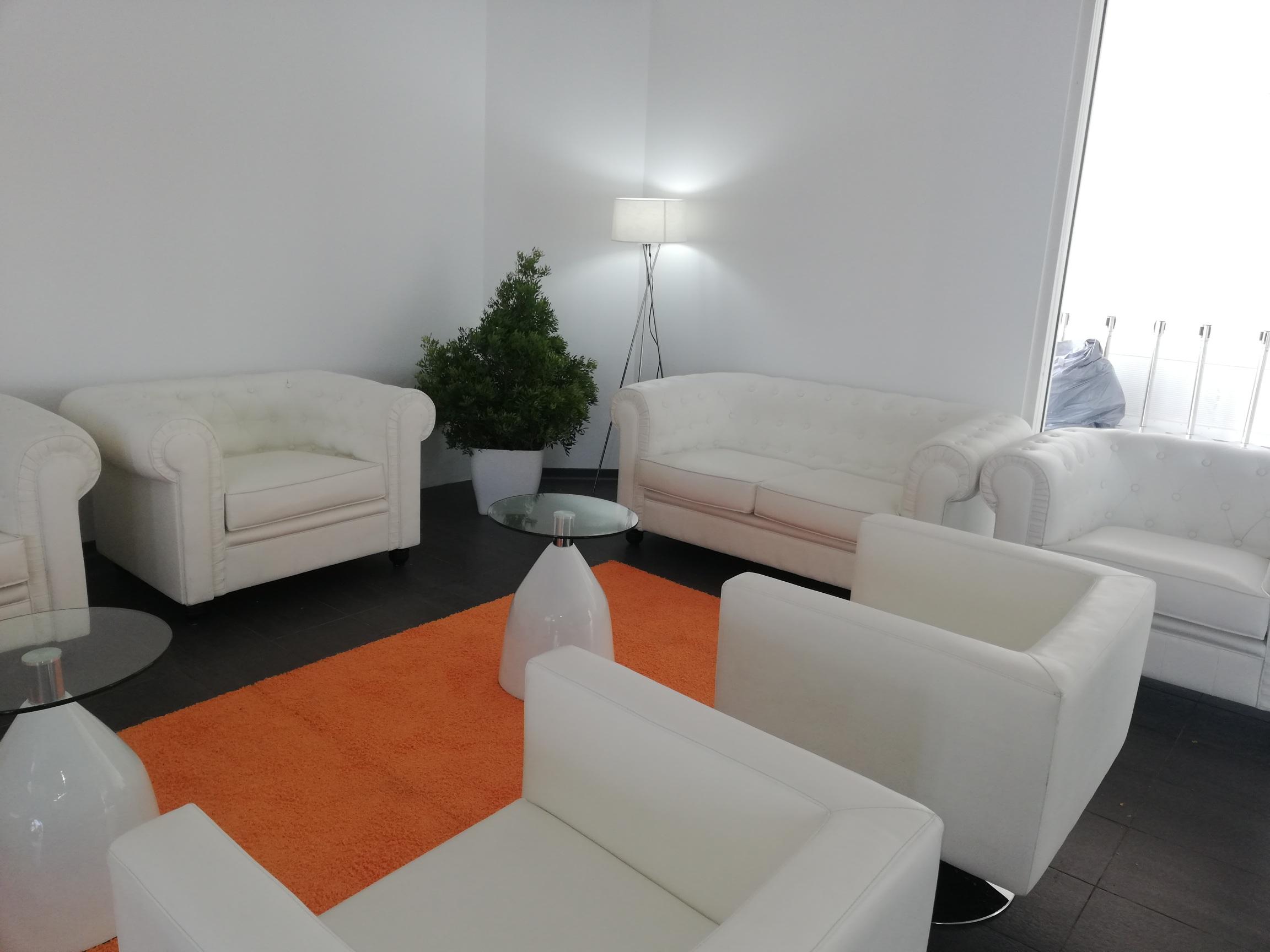 Mobiliario de Alquiler
