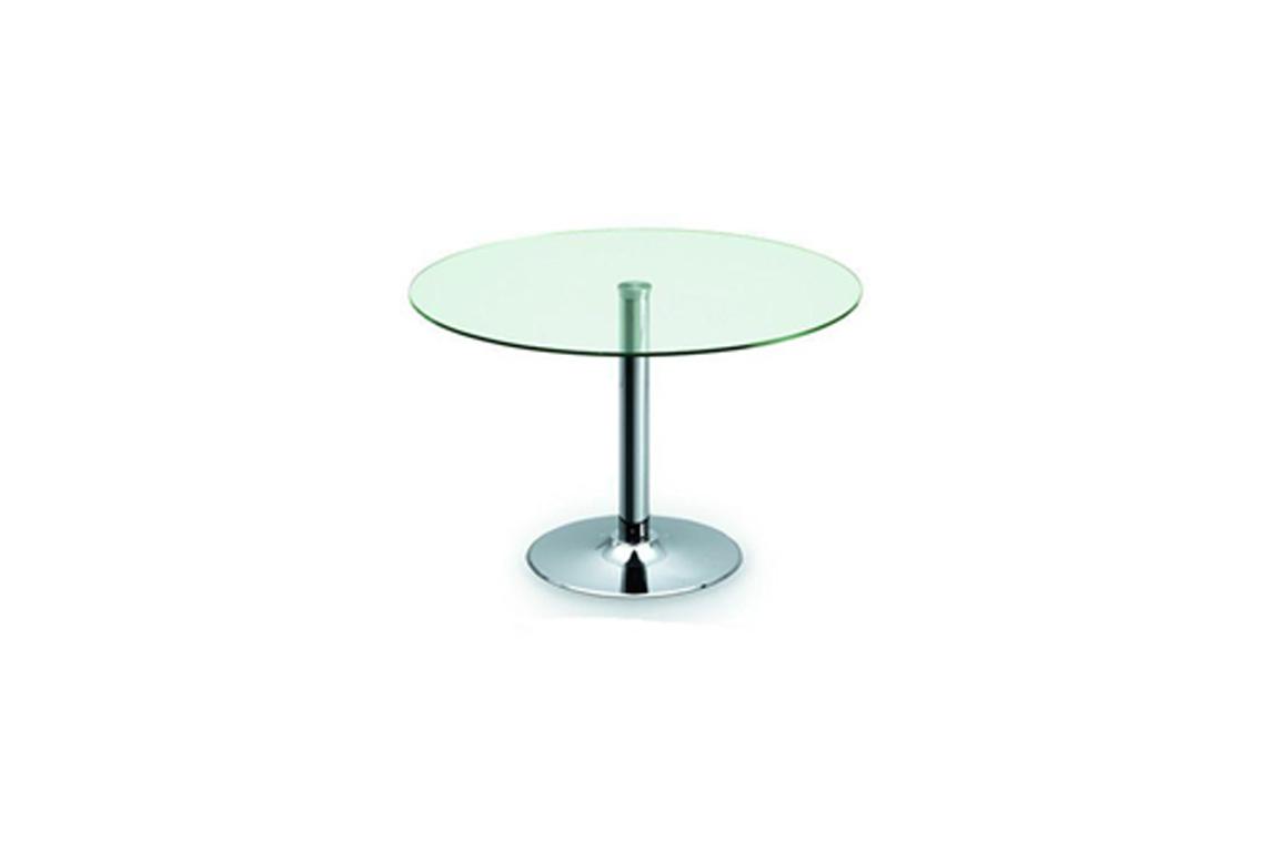 mesa copa cristal