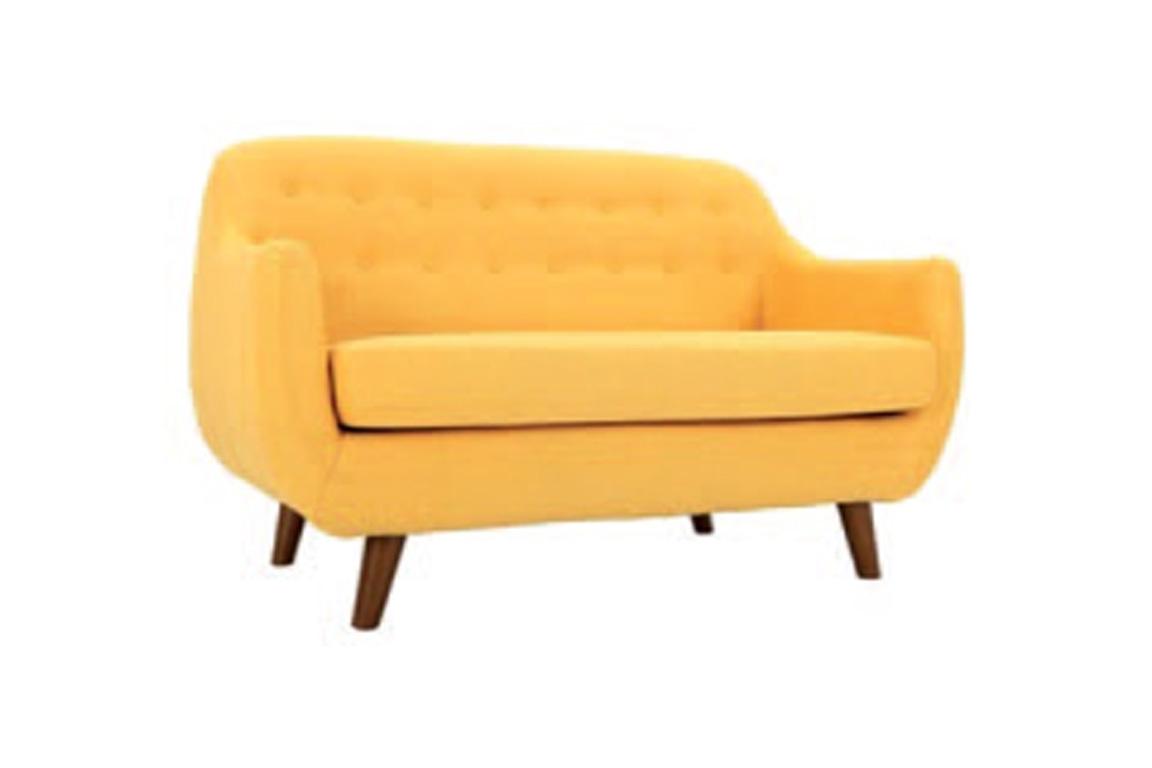sofa television